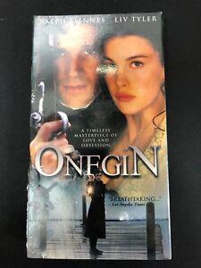 ONEGIN-VHS-RALPH-FIENNES-LIV-TYLER-BRAND-NEW-FACTORY-SEALED