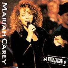 MARIAH CAREY : MTV UNPLUGGED (CD) sealed