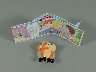 Asterix in Amerika  EU 1997  Knopflochanstecker Obelix  mit BPZ