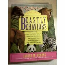 Beastly Behaviors: A Zoo Lovers Companion: What M