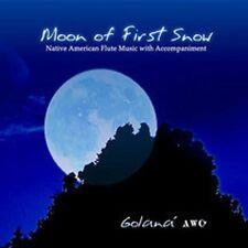 Golan, Golaná, Golana - Moon of First Snow [New CD]
