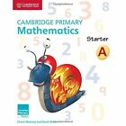 Cambridge Primary Mathematics Starter Activity Book A by Cherri Moseley, Janet Rees (Paperback, 2016)