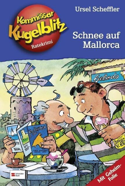 Kommissar Kugelblitz. Grossdruck: Kommissar Kugelblitz, Band 26: Schnee  ... /4