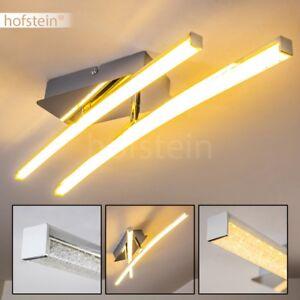 Deckenlampe Design LED Wohn Zimmer Lampen Decken Leuchten Flur Küchen drehbar