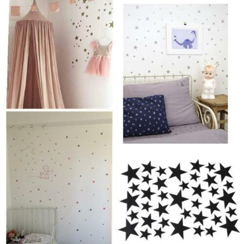 Wall Stickers Twinkle Little Star Wall Art Murals Removable Self-Adhesive KV