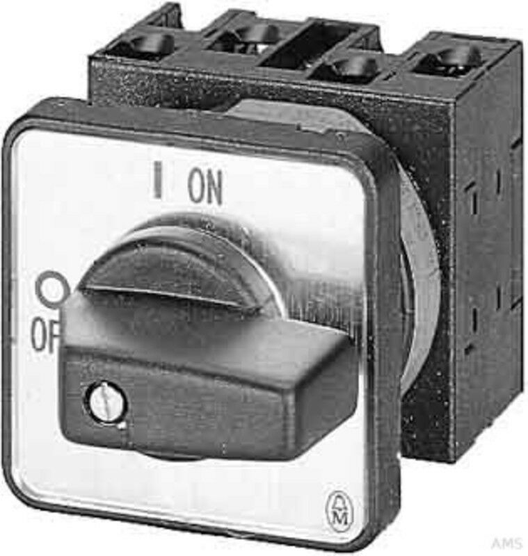 Eaton   Möller Dahlanderschalter 20A, 4kw, 3p, IP65 T0-4-8441 E | Günstig