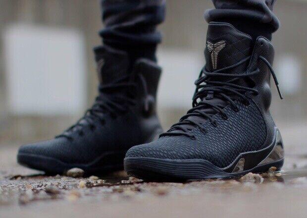 Nike Kobe 9 IX High KRM EXT QS Black