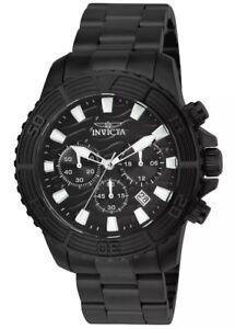 Invicta-Men-039-s-039-Pro-Diver-039-24005-Quartz-Stainless-Steel-Chronograph-Watch