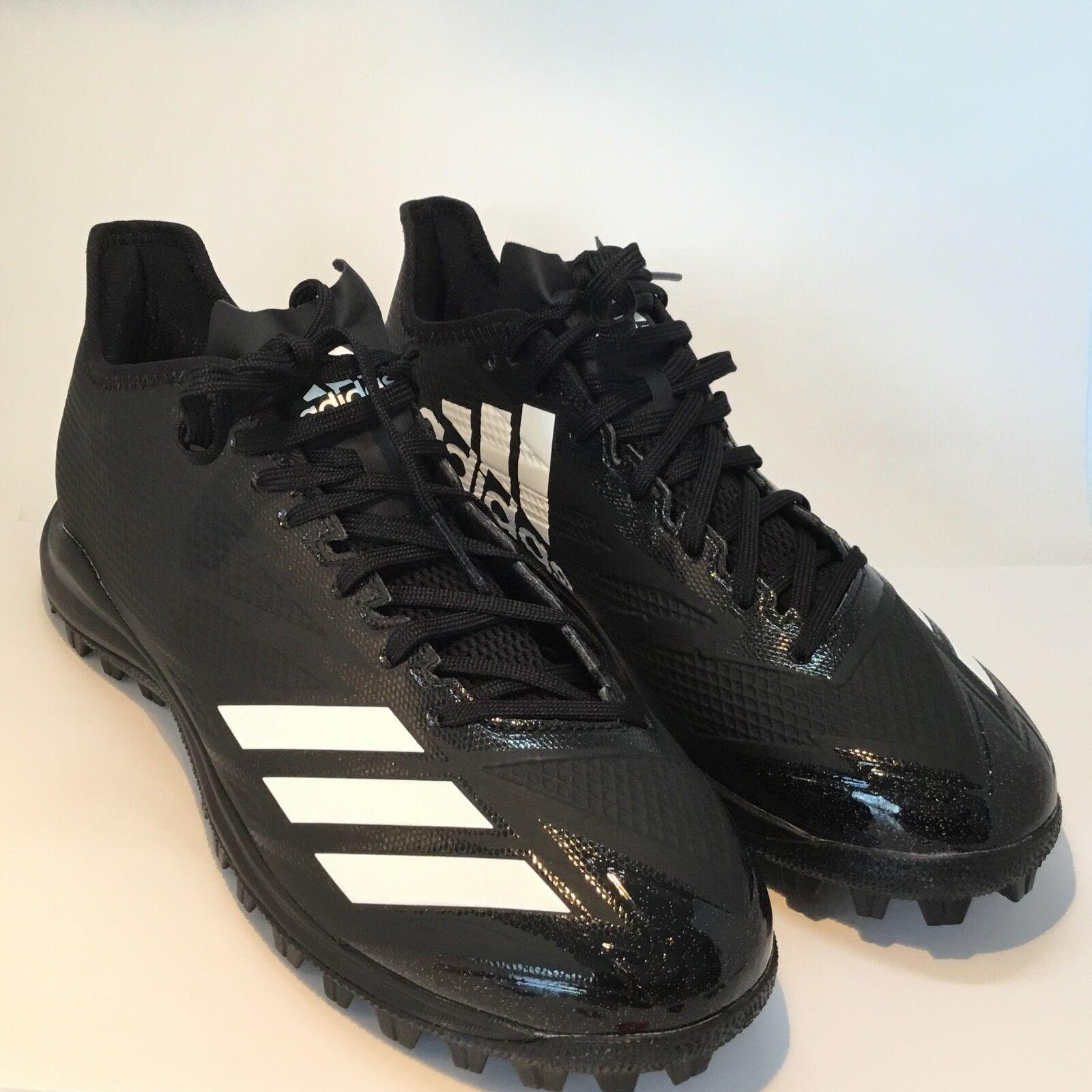 Adidas Adizero Αντρικά ΞœΞΞ³Ξ΅ΞΈΞΏΟ' 11 μαύρα παπούτσια ποδοσφαίρου AQ0119
