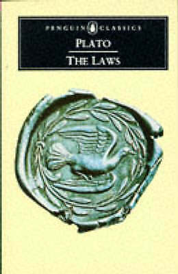 The Laws (Penguin Classics)-ExLibrary
