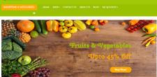 Established Profitable Groceries Shopping Online Business Turnkey Website