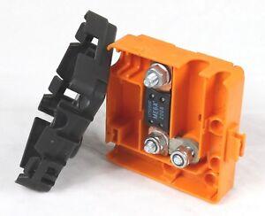 MINI BMW    Cooper    S    R53    Positive Battery Cable    Fuse    Module