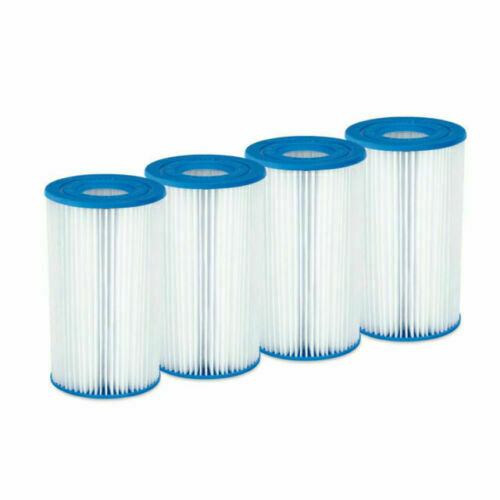 Summer Waves Type A//C Swimming Pool Filter Cartridge Pack//Lot 2 4 6 Ships ASAP