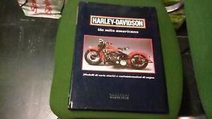 Harley Davidson un mito americano, White star, 1992, 13mg21