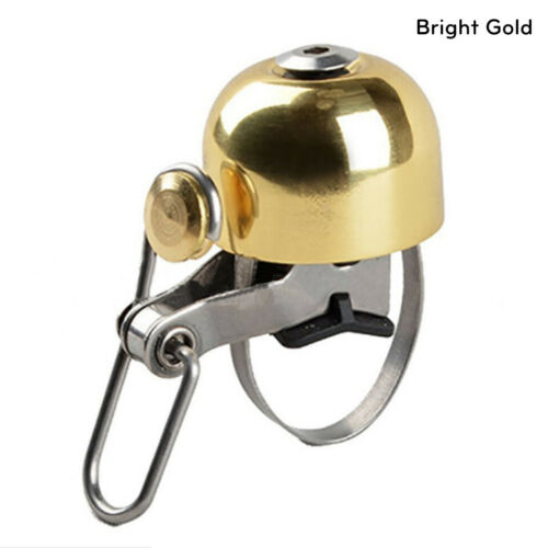 Vintage Bicycle Bell Ring Classic Cycling Bell Bike Retro Bell