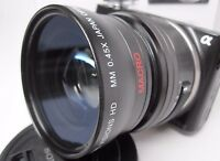 Ultra Wide Angle Macro Lens For Sony Alpha Nex 5t 3n A6000 A5100 A5000 16-50mm