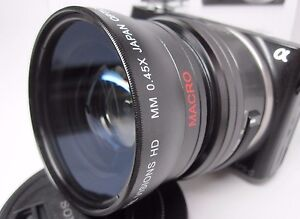 Ultra-Wide-Angle-Macro-Objectif-pour-Sony-Alpha-Nex-5-T-3n-a6300-a5100-a6000-16-50-mm