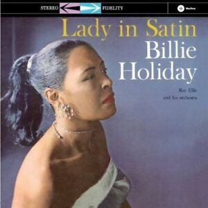 Billie-Holiday-Lady-in-Satin-New-Vinyl-180-Gram-Rmst