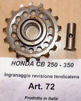 1960's-on Honda Cb 250 350 750 Cappellini 72 Chain Cam Tensioner Sprocket
