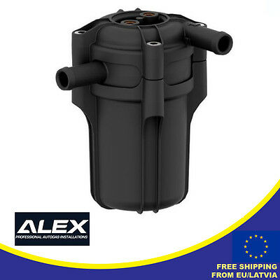 Low Pressure LPG CNG Cyclone Type Filter ALEX-ULTRA 360