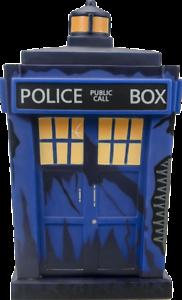 Doctor Who - Titans 8  Trenzalore TARDIS Vinyl Statue Statue Statue 6a69cb