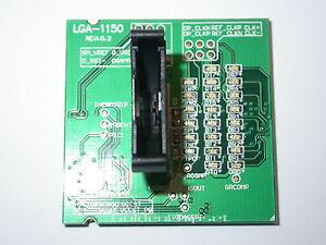 New Laptop Lga1150 Lga 1150 Fake Loading Board Test Card Cpu Socket Tester Sale 701980249631 Ebay