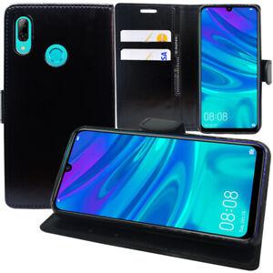 Détails sur Housse Coque Portefeuille Huawei P Smart (2019) 6.21
