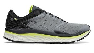 New-Balance-Men-039-s-M1080GY8-Running-Shoe-Steel-with-Black-Hi-Lite-1080v8