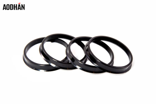 4 for Aodhan Hub Centric Rings 73-56.15 Mm Fits Honda Civic Crx Integra Rims