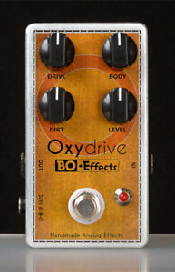 Pedale-guitare-Overdrive-Oxydrive-BO-Effects