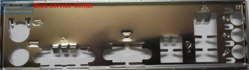 ASUS I//O IO SHIELD BLENDE BRACKET  F1A55-M LK R2.0 F2A55-M LK2 P8H61-I LX R2.0