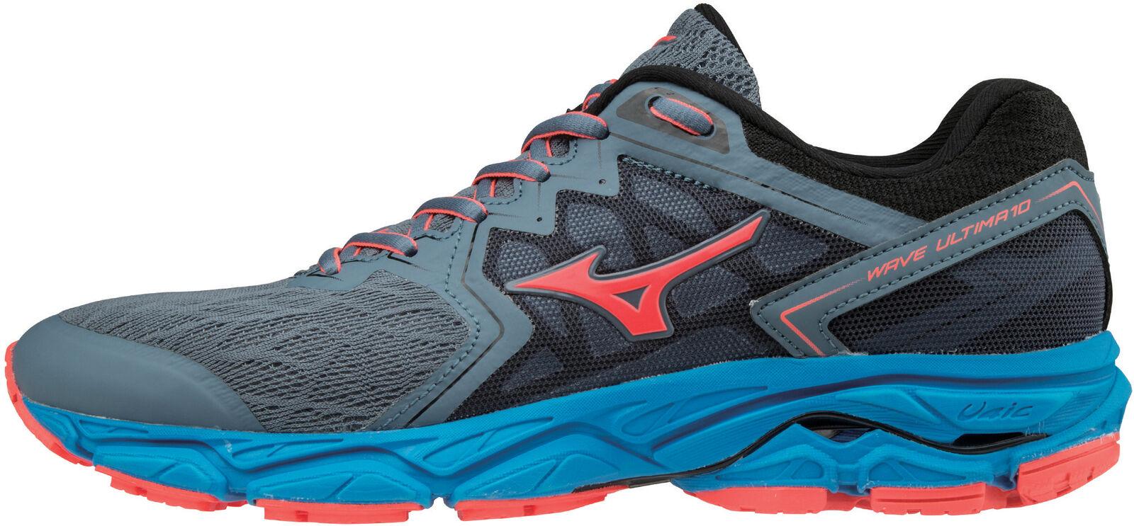 Mizuno Wave Ultima 10 Damenschuhe Running Schuhes - Blau