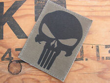 SNAKE PATCH ..:: PUNISHER ::.. Us KAKI OD MILSIM AIRSOFT SOF SOCOM OEF A-TACS