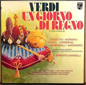 3-LP-BOX-PHILIPS-Verdi-UN-GIORNO-DI-REGNO-Gardelli-CARRERAS-NORMAN-6703-055