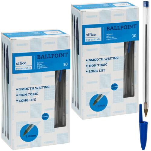 Kugelschreiber Set Schreibfarbe Blau Schreiber Kuli Kulli Stift Schreibstift
