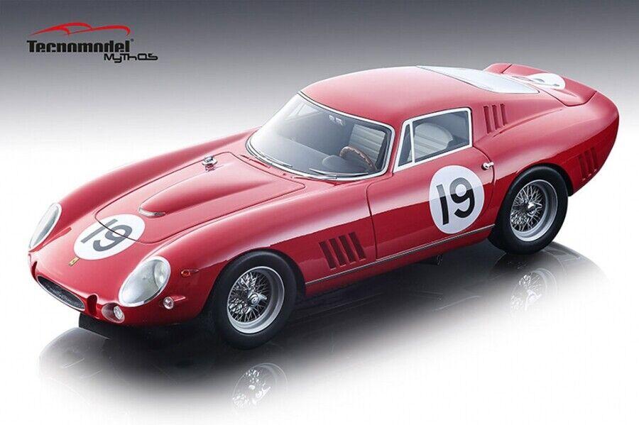 1 18th Ferrari 275 GTB-C  19 Bridgehampton 500km 1965