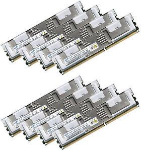 8x-4GB-32GB-RAM-fuer-DELL-Precision-T7400-FB-DIMM-DDR2-Speicher-Fully-Buffered
