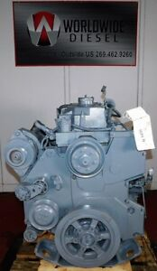 1996-International-DT466E-Diesel-Engine-195HP-Approx-108K-Miles-All-Complete