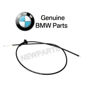 For-BMW-E90-E91-E92-3-Series-Hood-Release-Cable-Release-Handle-to-Cable-Genuine
