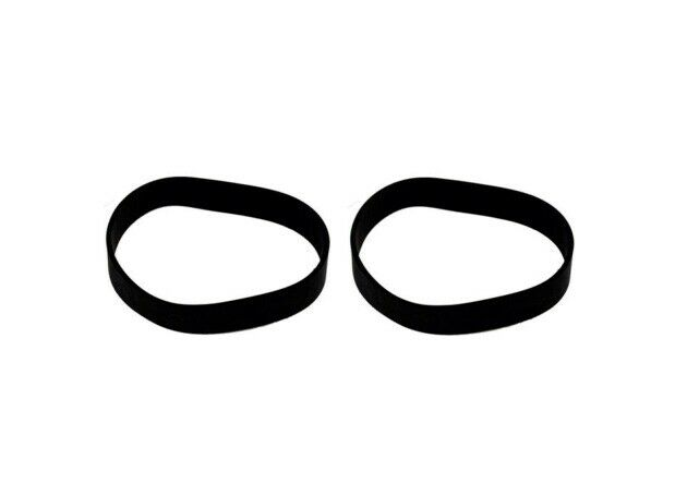 Black+Decker #12675000002729 Airswivel Ultra Light Weight Vacuum Belts 2 Pack