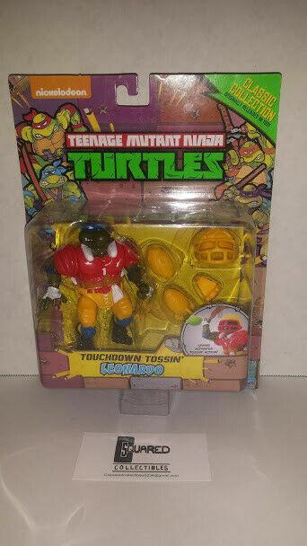 Touchdown Tossin Leonardo Teenage Mutant Ninja Turtles Teenage Mutant Ninja Turtles Classic Collection