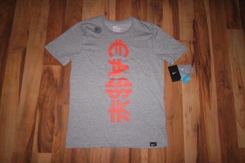 "Nike KD Verbiage 1 Durant Basketball Tee Shirt Top /""Easy Money/"" 806984 063 M,L"