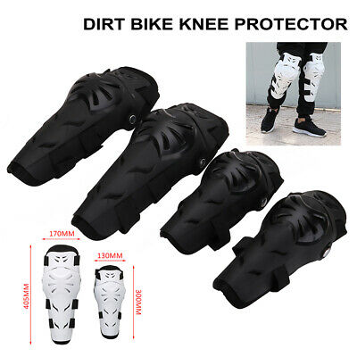 Motorcycle Racing Dirt Bike Elbow Knee Pad Brace Elbow Knee Protector Shin Guard