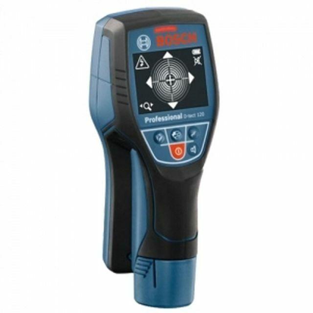 Bosch D-TECT 120 Pro Scanner Center Metal Detect Industry Work Bare Tool akj