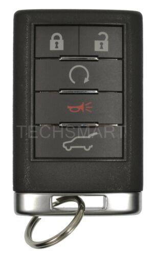 Remote Transmitter For Keyless Entry And Alarm System fits 12-13 Cadillac CTS