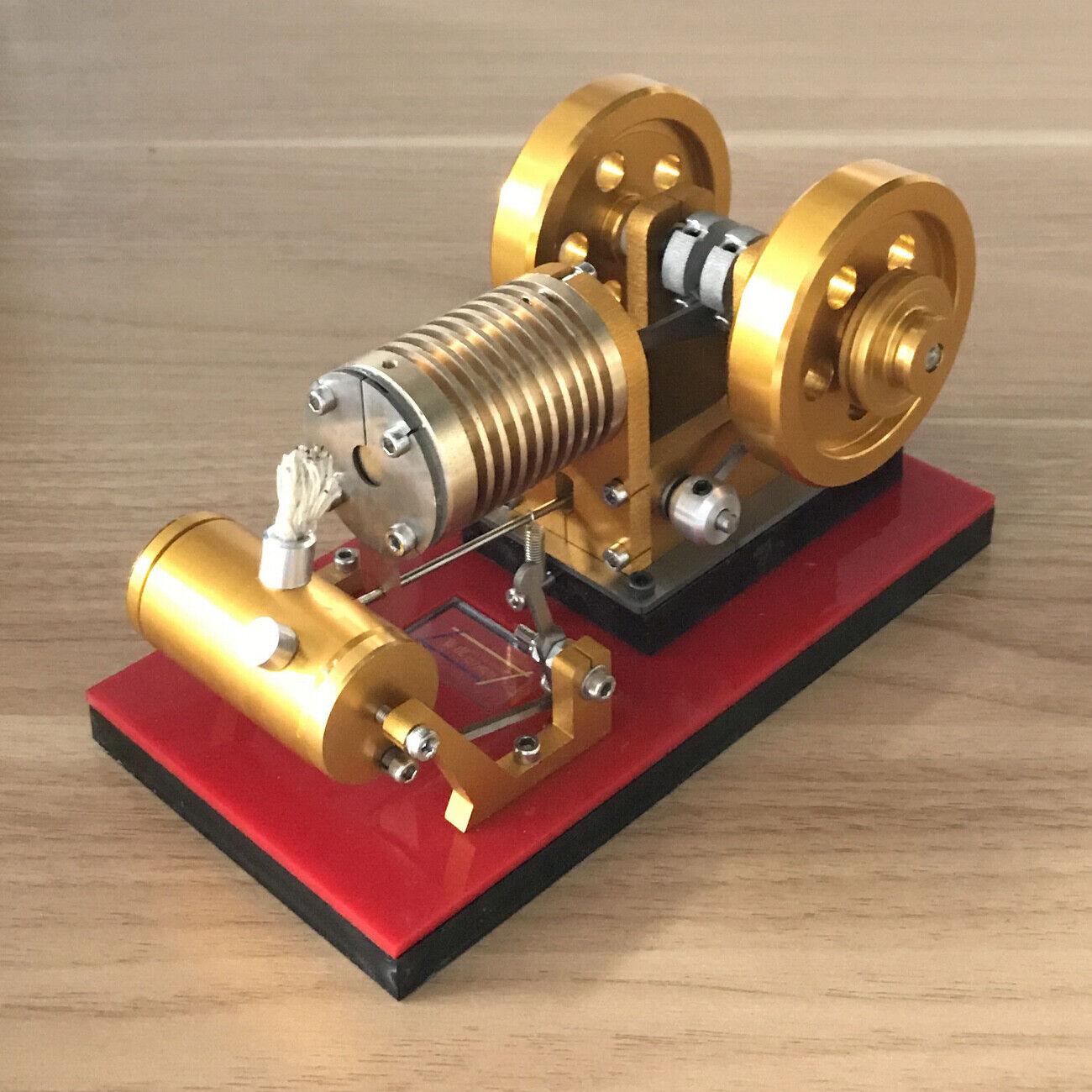 Flame Eater Flame Dancer Flame Gulper Engine Vacuum Engine Motor Tractor Model