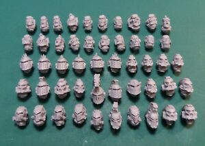 Details about Warhammer World Eaters Heads 50 pcs (Handmade conversion)