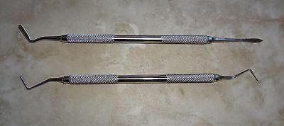 Anterior & Posterior Periotomes set of 2 Implant Dental
