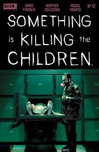 Something is Killing the Children #12 Cover A NEW