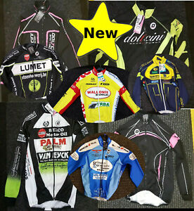 CLEARANCE-NEW-Doltcini-Windproof-Winter-Cycling-Long-Sleeved-Jacket-RRP-135